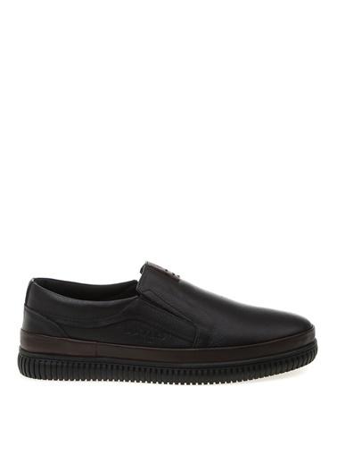 Dockers by Gerli Dockers Siyah- Kahve  Günlük Ayakkabı Siyah